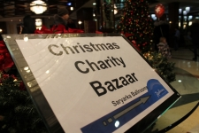 Christmas Charity Bazaar 2014